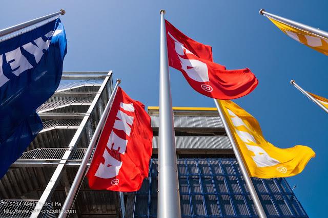 IKEAの旗
