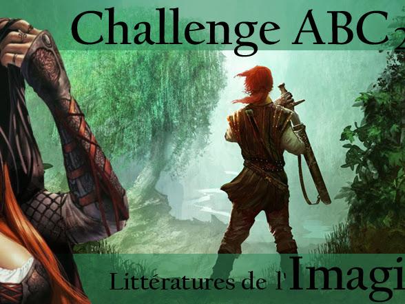 Challenge ABC 2013 - Littératures de l'Imaginaire