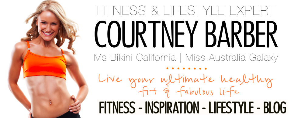 Courtney Barber - Fitness and Lifestyle Consultant - Wellness Expert - Athlete - Fitness Coach