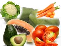 Makanan sehat untuk mata