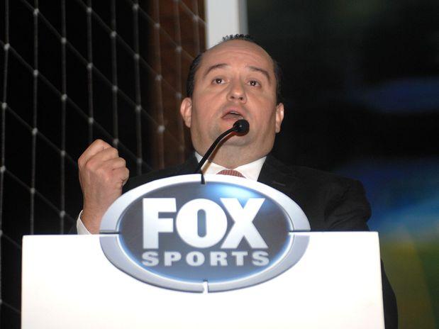 Fox Sports Brasil é apresentada pelo presidente do Grupo
