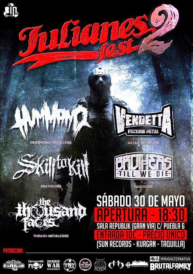 JULIANES FEST!!