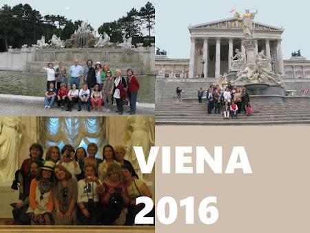 VIAJE A VIENA 2016