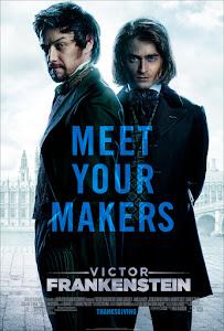 Victor Frankenstein Poster