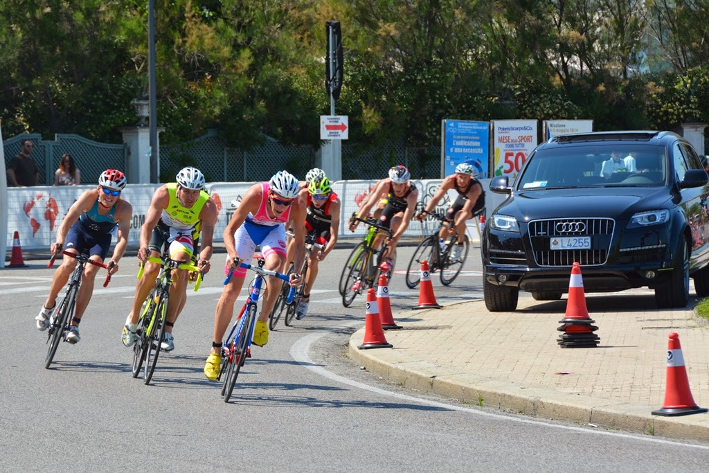 Rimini Grand Prix Triathlon 2014