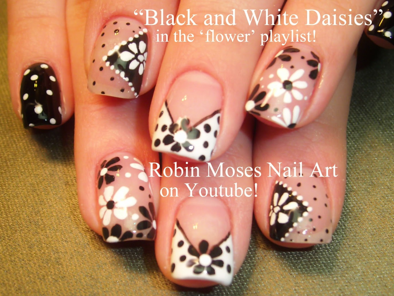 Nail Art Robin Moses The Best Inspiration For Design And Color Of