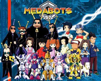 ¿Que anime has terminado de ver? Medabots