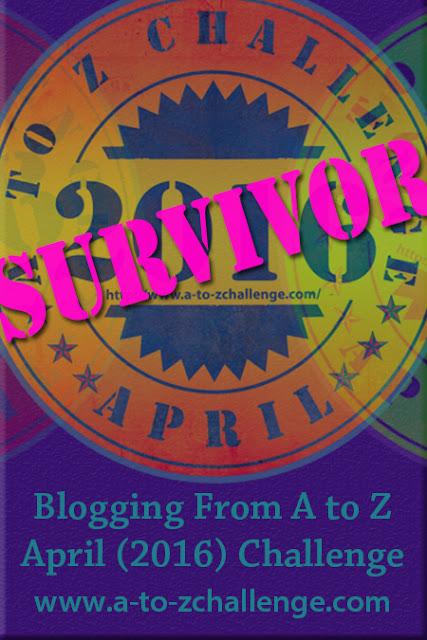 AtoZ Survivor
