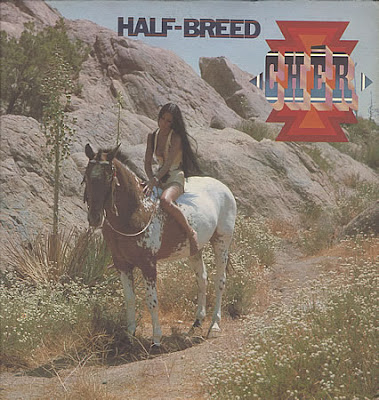 'Half-Breed' by Cher