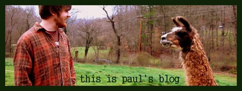 Paul's Blog