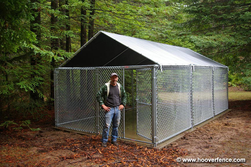 The real apbt march 2012 for Building a dog kennel business