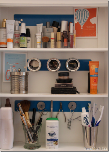 31 Days of Spontaneous Organizing - Day #15: Bathroom {Medicine ...