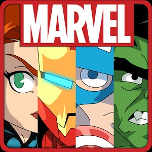 Marvel Run Jump Smash Full Apk