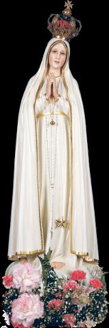 Petición de oración por la conversión de los pecadores, por la Santísima Virgen en Fátima.
