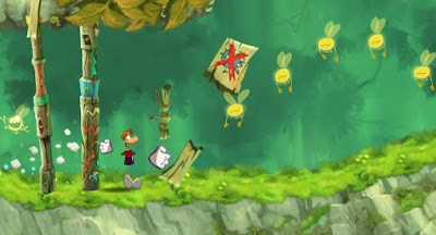 Rayman Jungle Run v2.3.3 Mod Apk - screenshot-1