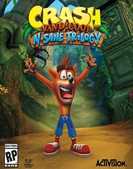 Crash Bandicoot N. Sane Trilogy Jogos Torrent Download onde eu baixo
