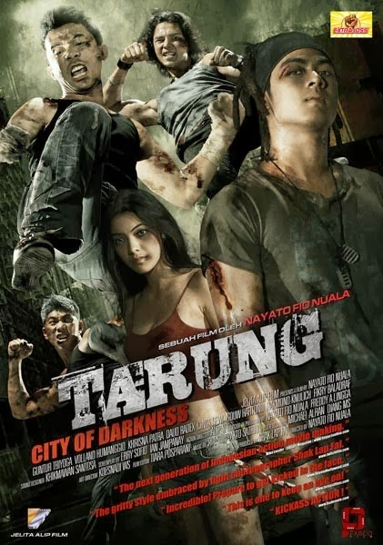 """Film """"Tarung: City of the Darkness"""" Full Movie"""