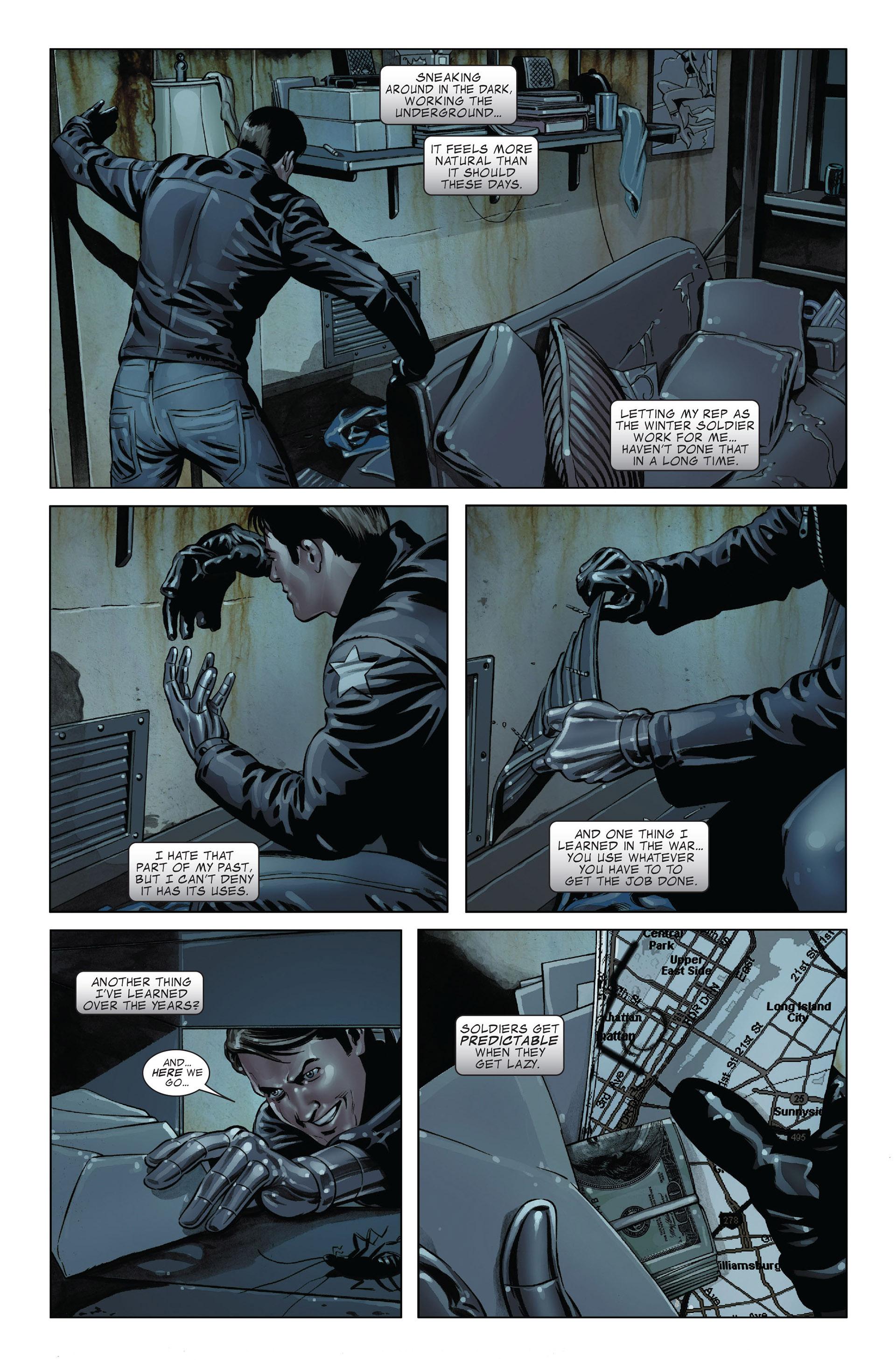 Captain America (2005) Issue #44 #44 - English 15