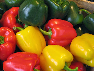 Why should you include Bell pepper (Capsicum) in your diet?