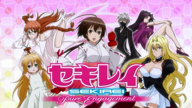 Sekirei Pure Engagement Wallpaper