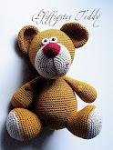 Häkelanleitung: Teddy