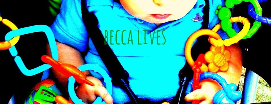 becca lives