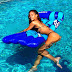 Rihanna Shows Off Her Flawless Butt In The Pool — See New Pics