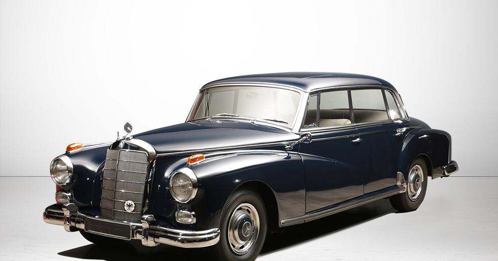 1960 mercedes benz 300d adenauer w189 for sale by auctionata  1960 mercedes benz 300d fuel filter #7