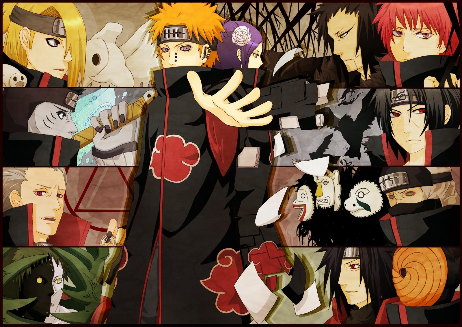 Akatsuki Took Me In A Naruto Fanfic Akatsuki Took Me In