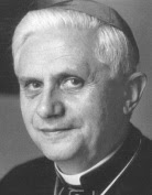 Cardinal Joseph Ratzinger (Pope Benedict XVI)