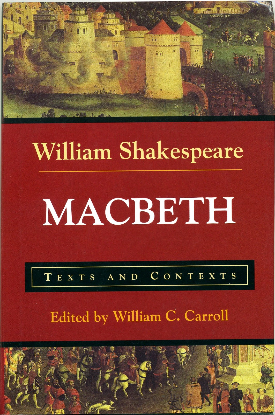 the greedy reputation of macbeth a play by william shakespeare Get an answer for 'what are some examples of personification in macbeth by william shakespeare  what is the theme of the play macbeth by william shakespeare  greed and total self .