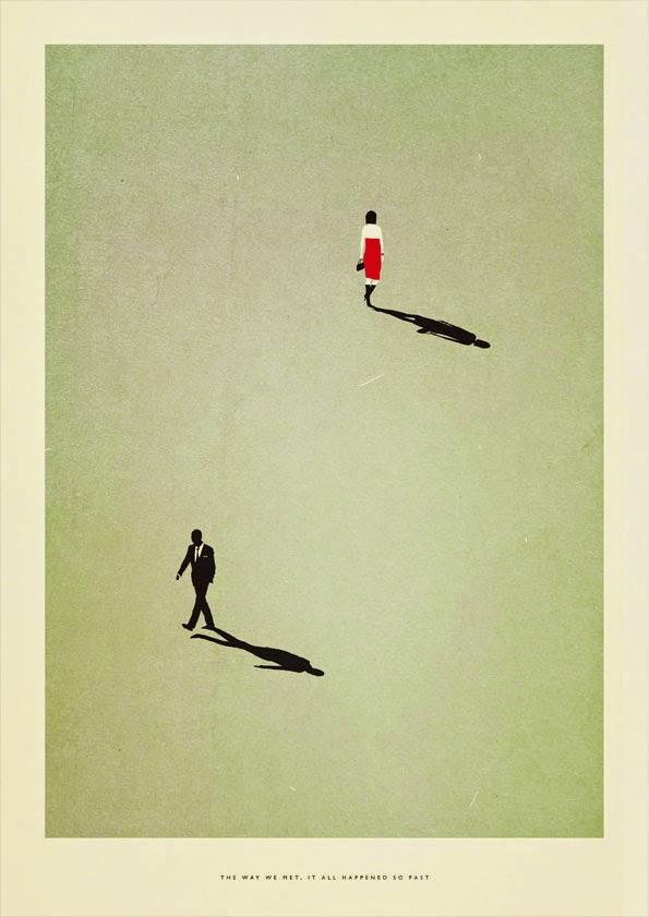 Ilustración minimalista