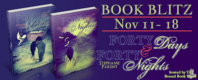 Book Blitz + Giveaway: Forty Days & Forty Nights