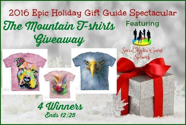 Mountain TShirts Holiday