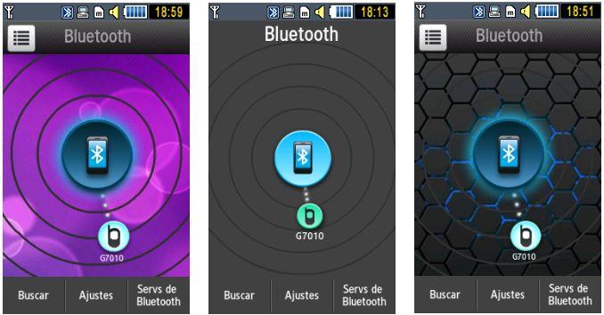 Temas para Samsung Star o Samsung S5230, 2013, Temas para Celulares