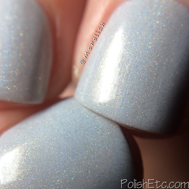 Cirque Colors - The Warby Parker Collection - McPolish - City Lights macro