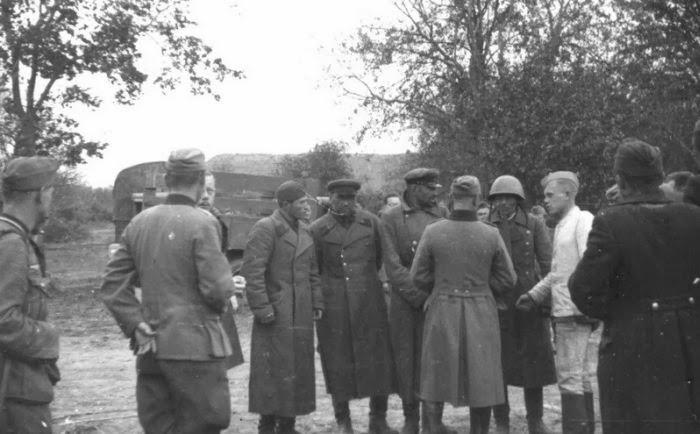 Вторая мировая 1941 1945 фотоархив