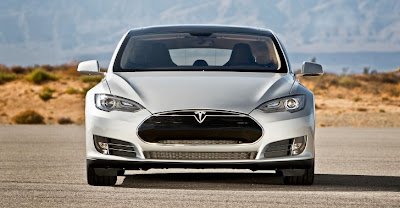 Tesla Sells Around 3,000 Model S EVs in 2012