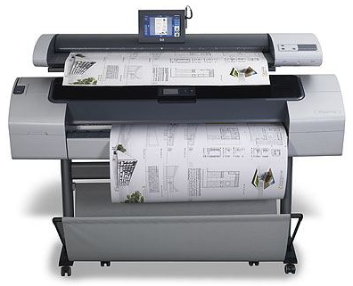 HP Designjet T1120 SD Printer