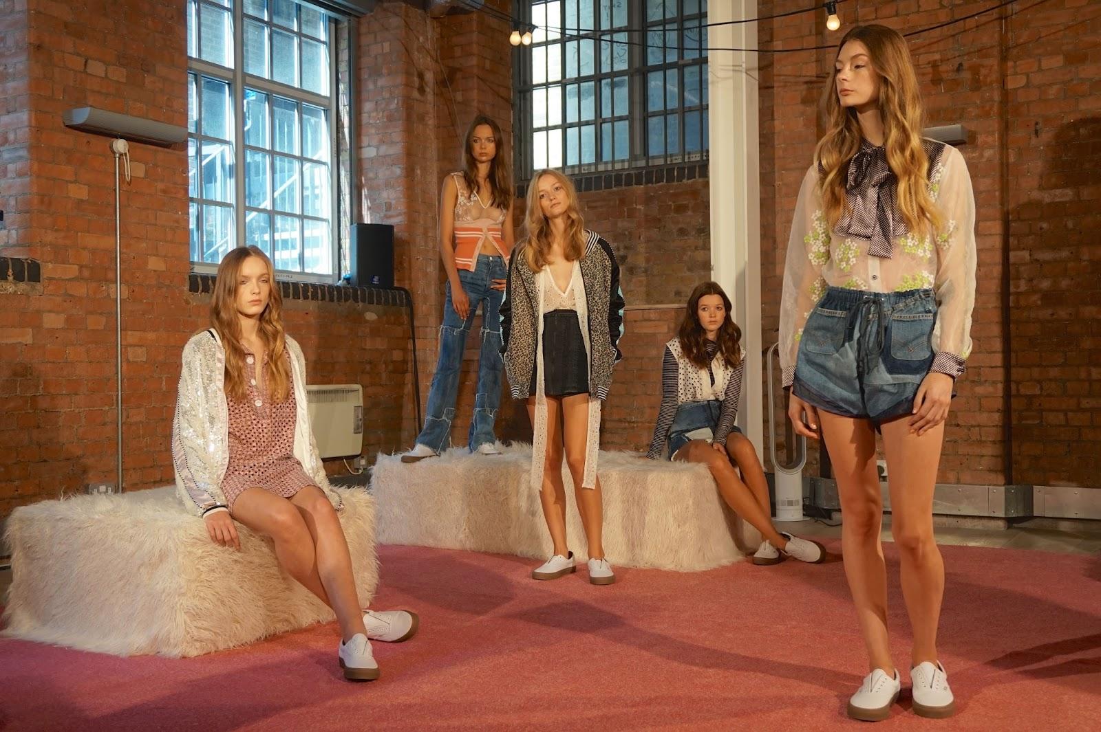 Bec Boop London Fashion Week SS16