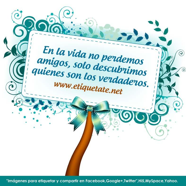 10 Frases de Amistad Falsa - MILESDEIMAGENES