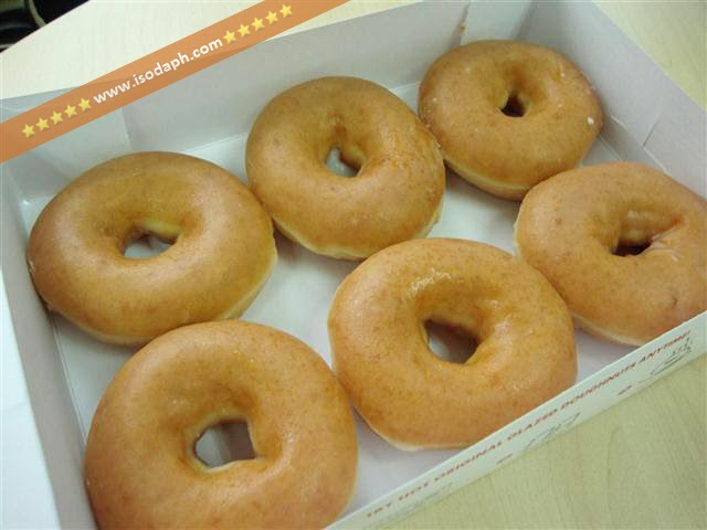 Krispy Kreme Doughnuts Philippines Original Glazed