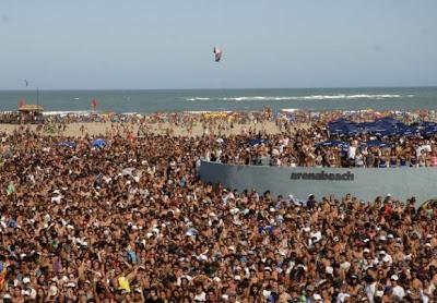 recitales costa atlantica argentina temporada 2012