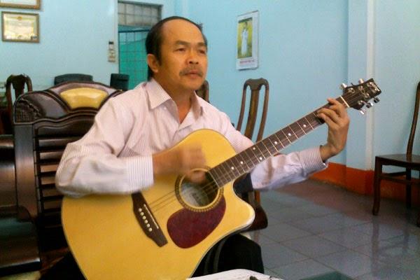 Gia Lai: Nhạc sĩ Ngọc Tường - Trọn một tình yêu…