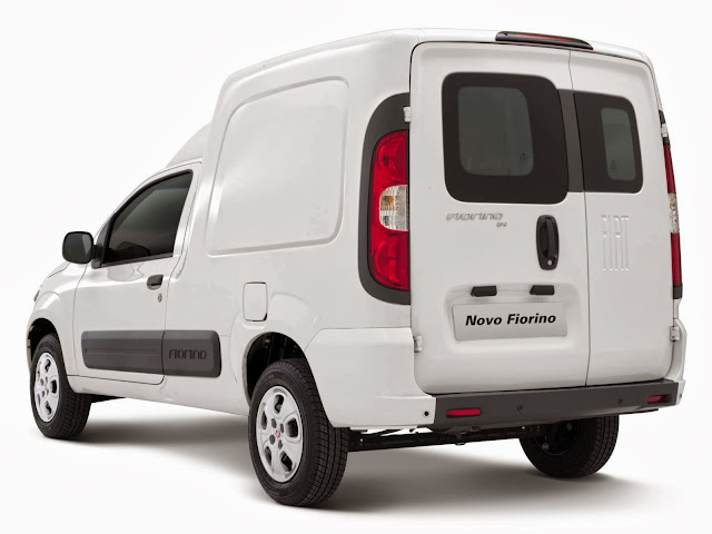 Novo Fiat Fiorino 2014