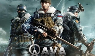 Game online terbaru 2012 AVA Alliance of Valiant Arms