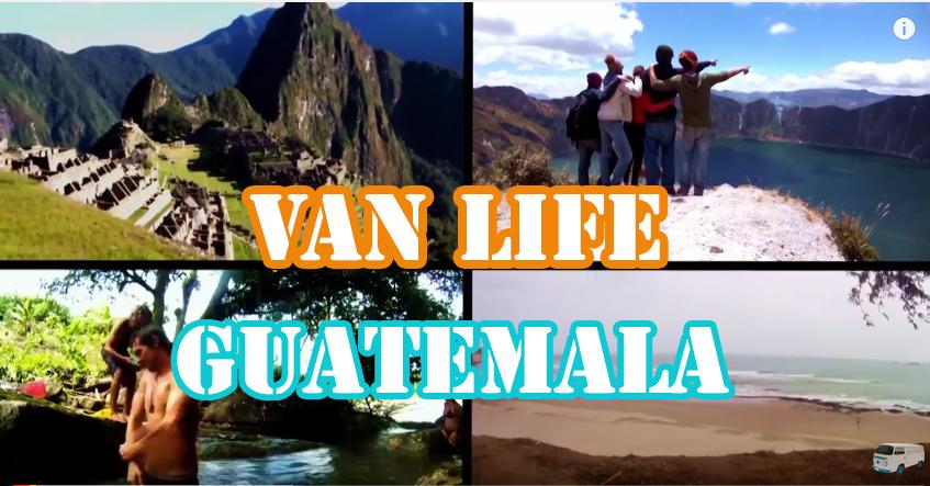 Hasta Alaska - Van Life Guatemala - S02E07