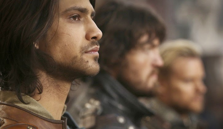 The Musketeers - Episode 2.02 - An Ordinary Man - Episode Info & Videos [UPDATED 18/12/14]