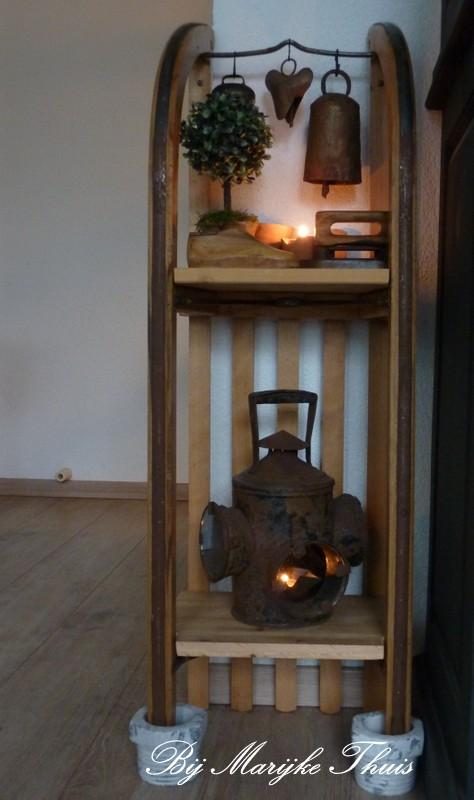 Bij marijke thuis slee wordt een open kastje - Idee voor thuis ...