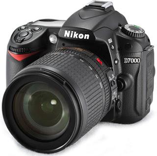 NIKON D7000 KIT WITH AF S 18 105MM VR Rumah Kamera Dslr